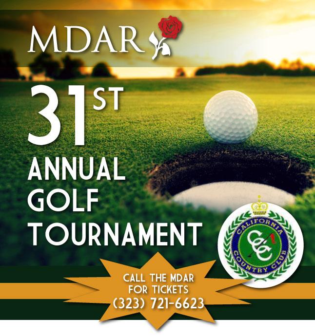 MDAR 31st Annual Golf Tournament